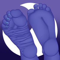 Paw Day Icon - Luna by MonsterInfight
