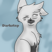 Darkstep- Gift (Day 3) by xCinderfrostx