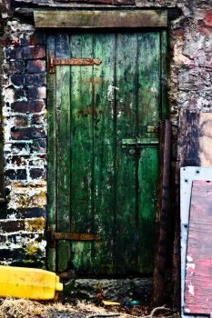Green Door by renegade-of-funk82