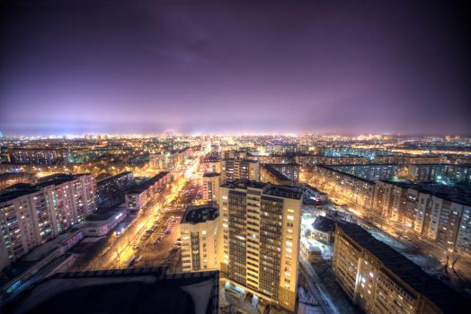 Russia Yekaterinburg by Fil3D
