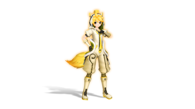 MMD PDX Ultimate Len DL by Lex-The-Bookworm