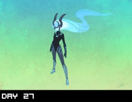 October 2015 Design Challenge: DAY 27 by Lanmana