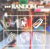 Random Doodles [PS] by iSmileLikeMe