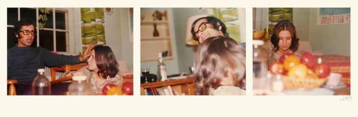 behrooz and denise, 1975 by whitest-ray-of-light