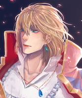 Howl Pendragon by Mello-rin