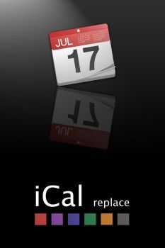 iCal replace by erosle