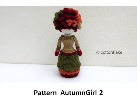 pattern AutumnGirl2 by cottonflake