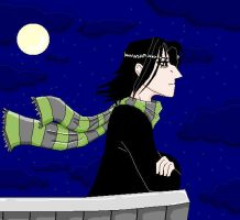 For Snape by Yumi-San1688
