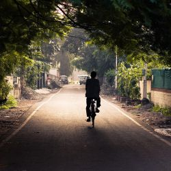 Early Morning Ride by AbhaySingh1