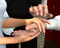 With This Ring (hands) by EdenEvergreen