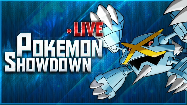 Pokemon Showdown LIVE Thumbnail for 6fthax by Pheonixmaster1