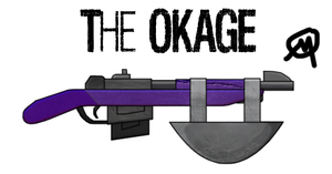 The GA: The Okage carbaxe (WiP) by Mace121