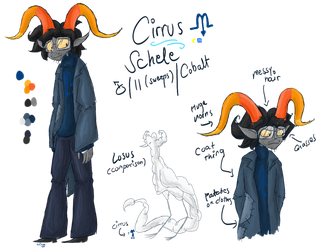 Cirrus ref by w0rm-is-here