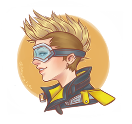 Tracer by TawnyTyto
