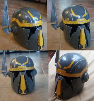 Bounty Hunter Powertech (SWTOR) WIP by AraxussYexyr