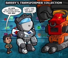 Commission - TF Collection by MattMoylan
