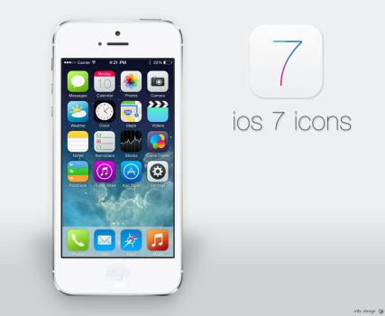 Ios7-icons by sntxdesign