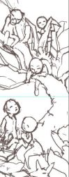 process of boys and girls by Eruhaha
