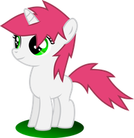 Filly Mendheart Vector by UlyssesGrant