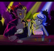 party hard by Do-omed-Moon