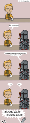 Templar Shenanigans... by JPShieux