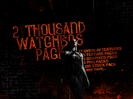 2 Thousand Watchers Pack by Abbysidian by Abbysidian