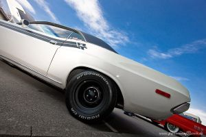 1972 Challenger by AmericanMuscle