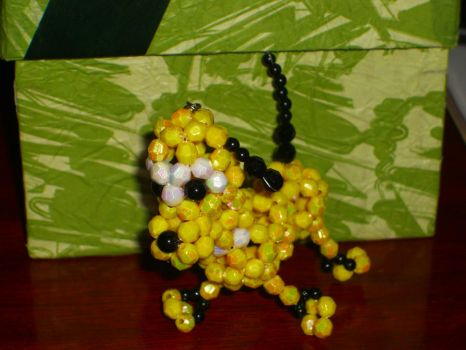 Crystal Beads Pluto by Tamiake