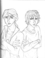 Oathbrothers by Forever-Sam