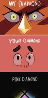 Pink Diamond by ArbitraryLabby