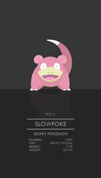 Slowpoke by WEAPONIX