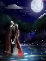 Requiem by the Lake by DinoTurtle