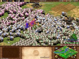 Age of Empires War Elephants by Tiffyx