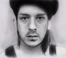 Mike Fuentes by LilySmilingfish