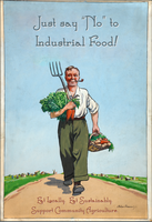 Support Community Agriculture by poasterchild
