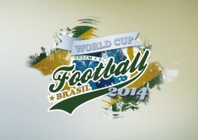 Poster Football by EugeneStanciu