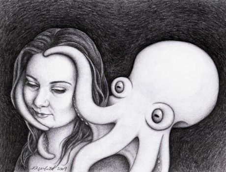 SP with octopus: don't listen by katelouise84