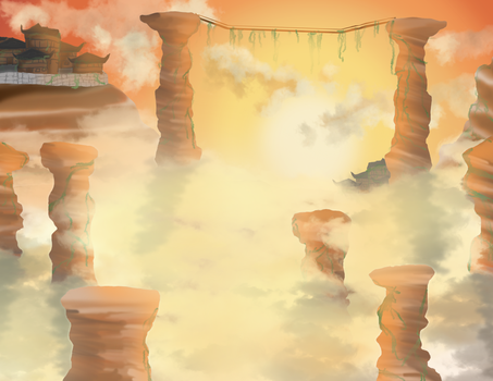 The background for an upcoming Collab piece by Duke-Dontalion