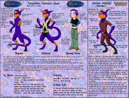 -Formshifter Reference Sheet- by Silvolf