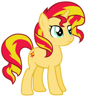 Sunset Shimmer by Tardifice
