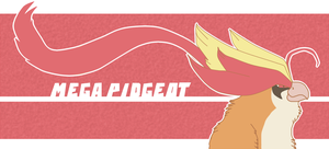 Mega Pidgeot by Colonel-Chicken