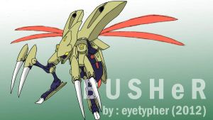 BUSHeR by eyetypher