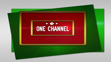 one channel  meu canal do youtube logo by kitto360
