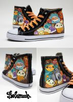 Maziii Chucks by Bobsmade