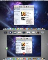 Macbook Air Desktop for 2012 by jeayese