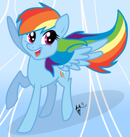 Coolness that Defies Gravity by TickleMeFrosty