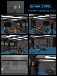 NT- New Briefing Room by mdbruffy