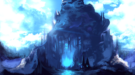 Lissandra's Freljord by Luxial