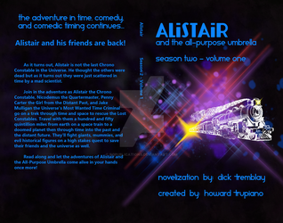 Alistair Season Two Volume One by RGPublications