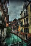A Dark Passage HDR by ISIK5